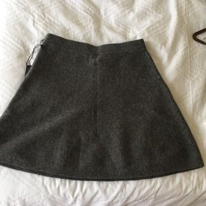 NWT Wool skirt